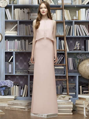 LELA ROSE BRIDESMAID DRESSES: LELA ROSE LR 225