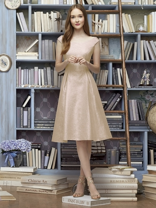 LELA ROSE BRIDESMAID DRESSES: LELA ROSE LR 228