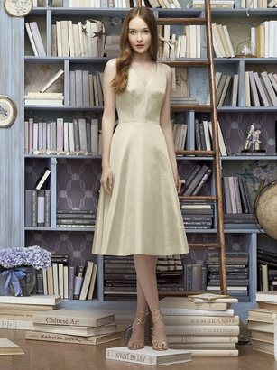 LELA ROSE BRIDESMAID DRESSES: LELA ROSE LR 230