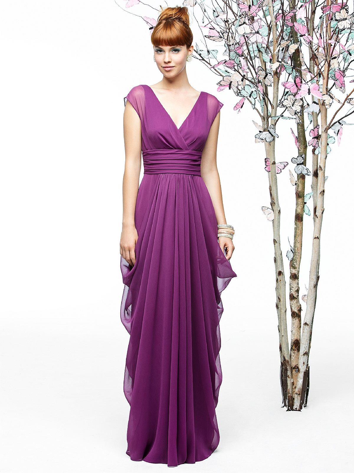 LELA ROSE BRIDESMAID DRESSES|LELA ROSE DRESSES LR 200|THE DESSY ...