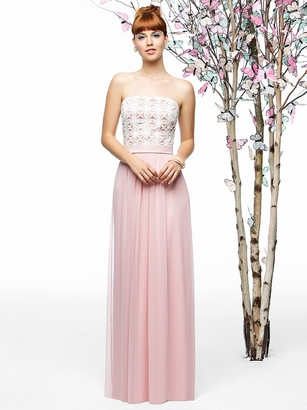 Lela Rose Bridesmaid Dresses: Lela Rose Lr204
