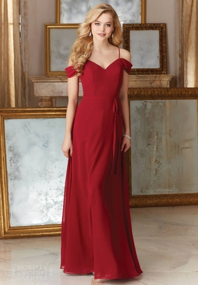 Mori Lee BRIDESMAID DRESSES: Mori Lee 141
