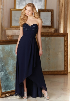 Mori Lee BRIDESMAID DRESSES: Mori Lee 142