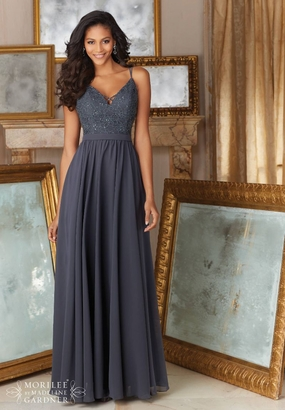 Mori Lee BRIDESMAID DRESSES: Mori Lee 146