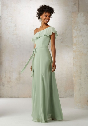 Mori Lee BRIDESMAID DRESSES: Mori Lee 21503