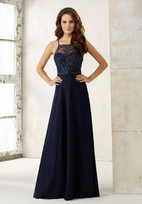 Mori Lee BRIDESMAID DRESSES: Mori Lee 21506
