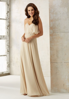 Mori Lee BRIDESMAID DRESSES: Mori Lee 21507