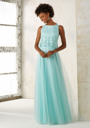 Mori Lee BRIDESMAID DRESSES: Mori Lee 21511