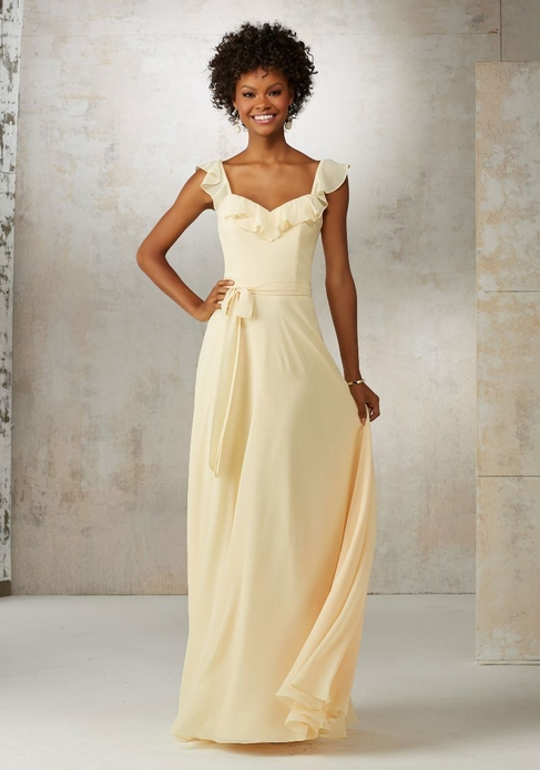 Mori Lee BRIDESMAID DRESSES: Mori Lee 21520