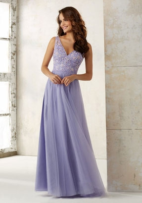 Mori Lee BRIDESMAID DRESSES: Mori Lee 21521