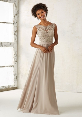 Mori Lee BRIDESMAID DRESSES: Mori Lee 21522