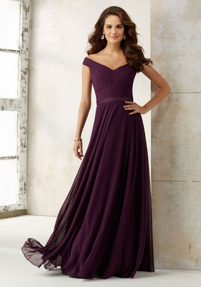 Mori Lee BRIDESMAID DRESSES: Mori Lee 21523