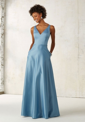 Mori Lee BRIDESMAID DRESSES: Mori Lee 21525