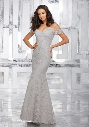 Mori Lee BRIDESMAID DRESSES: Mori Lee 21531