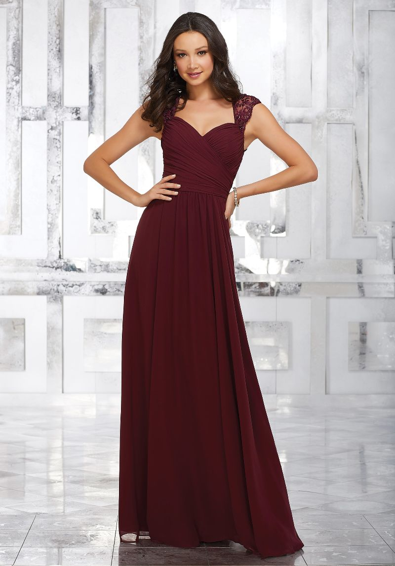 Mori Lee Bridesmaid Dresses 21534: Mori Lee Bridesmaid Dress Style At Websimilar.org
