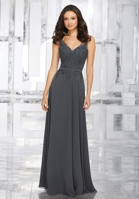 Mori Lee BRIDESMAID DRESSES: Mori Lee 21544