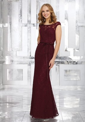 Mori Lee BRIDESMAID DRESSES: Mori Lee 21545