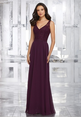 Mori Lee BRIDESMAID DRESSES: Mori Lee 21546
