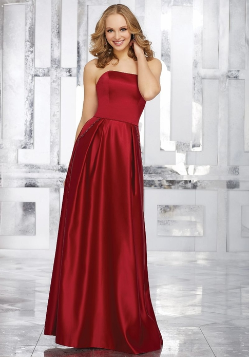 Mori Lee BRIDESMAID DRESSES: Mori Lee 21548