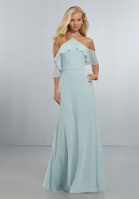Mori Lee BRIDESMAID DRESSES: Mori Lee 21551
