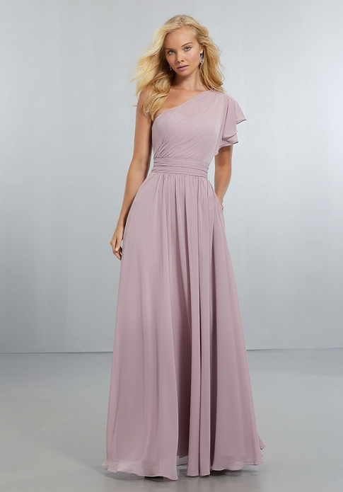 Mori Lee BRIDESMAID DRESSES: Mori Lee 21554
