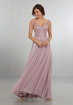 Mori Lee BRIDESMAID DRESSES: Mori Lee 21558