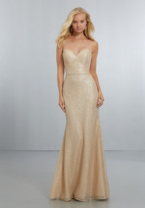 Mori Lee BRIDESMAID DRESSES: Mori Lee 21560
