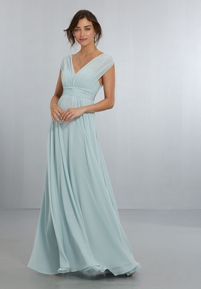 Mori Lee BRIDESMAID DRESSES: Mori Lee 21567