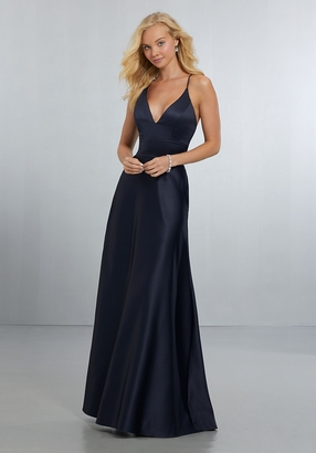Mori Lee BRIDESMAID DRESSES: Mori Lee 21573