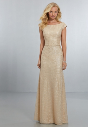 Mori Lee BRIDESMAID DRESSES: Mori Lee 21575