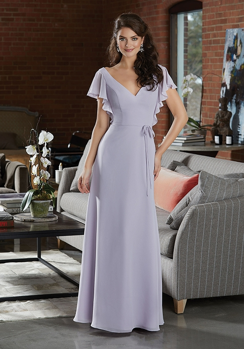Mori Lee BRIDESMAID DRESSES: Mori Lee 21591