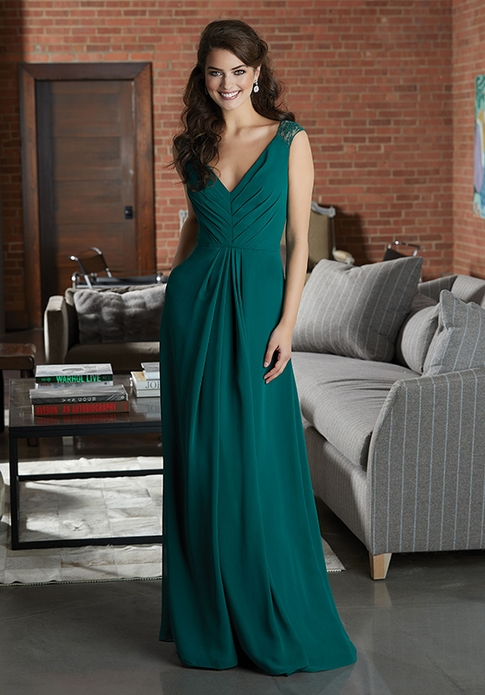 Mori Lee BRIDESMAID DRESSES: Mori Lee 21598