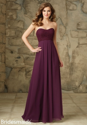 Mori Lee BRIDESMAID DRESSES: Mori Lee Bridesmaid 107