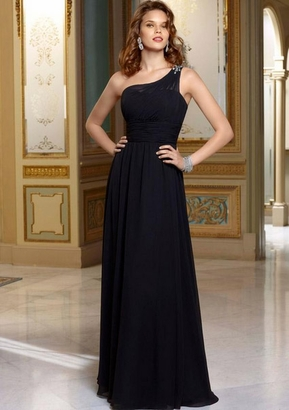 Mori Lee BRIDESMAID DRESSES: Mori Lee Bridesmaid 655