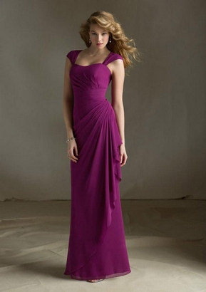 Mori Lee BRIDESMAID DRESSES: Mori Lee Bridesmaid 683
