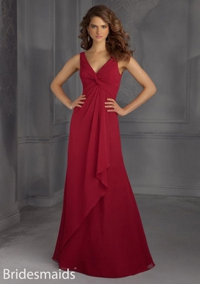 Mori Lee BRIDESMAID DRESSES: Mori Lee Bridesmaid 704