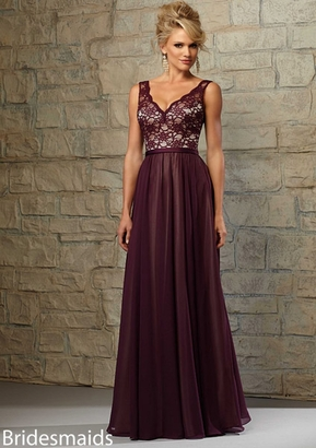 Mori Lee BRIDESMAID DRESSES: Mori Lee Bridesmaid 714