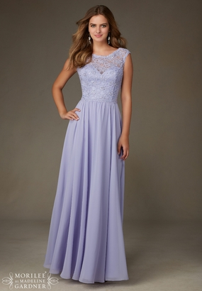 Mori Lee BRIDESMAID DRESSES: Mori Lee Bridesmaid ML 125