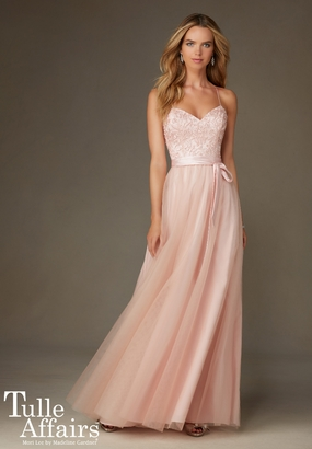 Mori Lee BRIDESMAID DRESSES: Mori Lee Bridesmaid ML 132