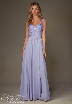 Mori Lee BRIDESMAID DRESSES: Mori Lee Bridesmaid ML 20473