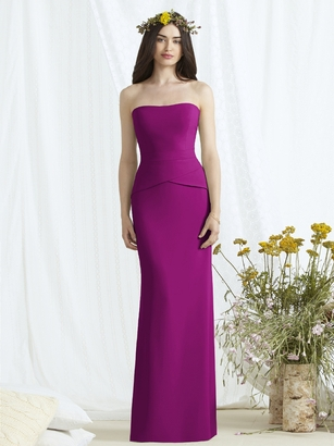 SOCIAL BRIDESMAID DRESSES: SOCIAL BRIDESMAID 8165