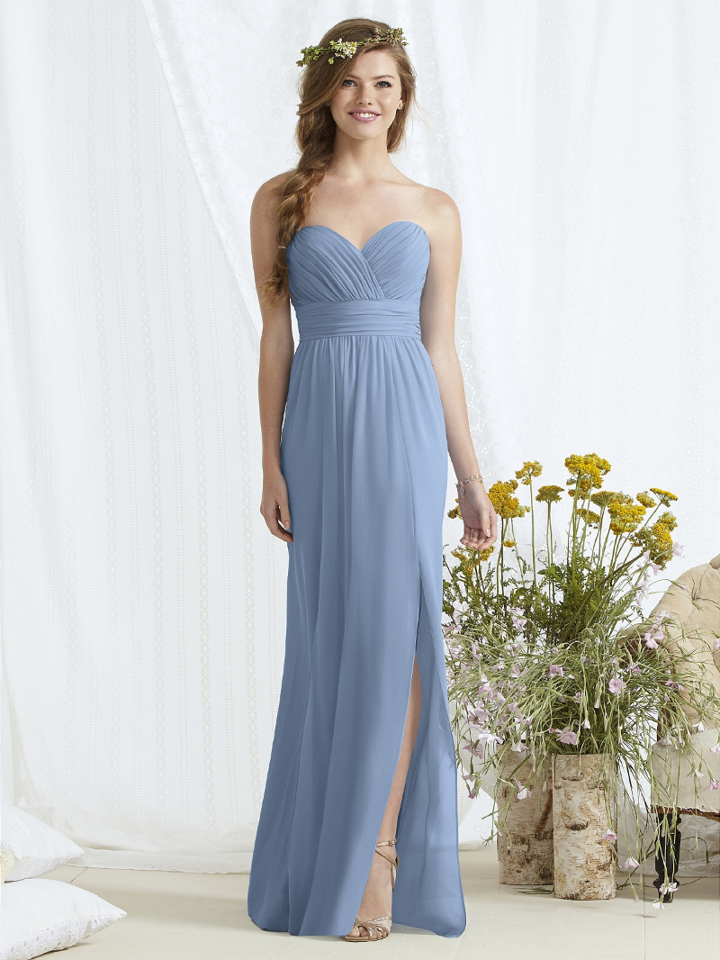 Spa Bridesmaid Dresses