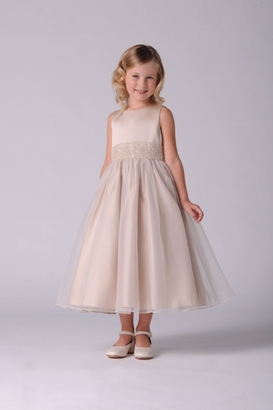 Us Angels Flowergirl Dress ELIZABETH #172