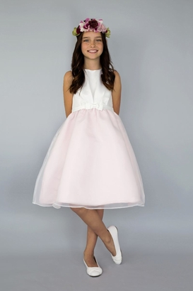 Us Angels Flowergirl Dress MELISSA