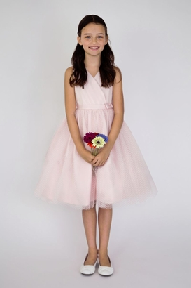 Us Angels Flowergirl Dress PRINCESS BALLERINA