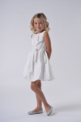 Us Angels Flowergirl Dress SPRAY ROSE