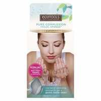Eco Tools - Pure Complexion Sponge Deep Cleansing