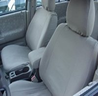 Waterproof Single Color Seat Cover Set - $149.95