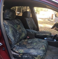Waterproof Camouflage Print Seat Cover Set - $149.95