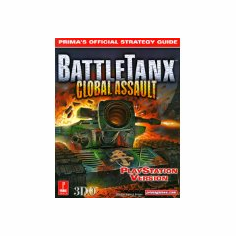 BattleTanx: Global Assault (Prima's Official Strategy Guide) New